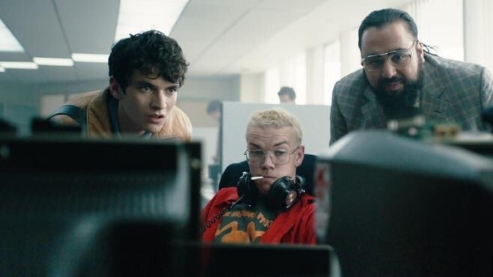 Image result for Black Mirror Bandersnatch picture