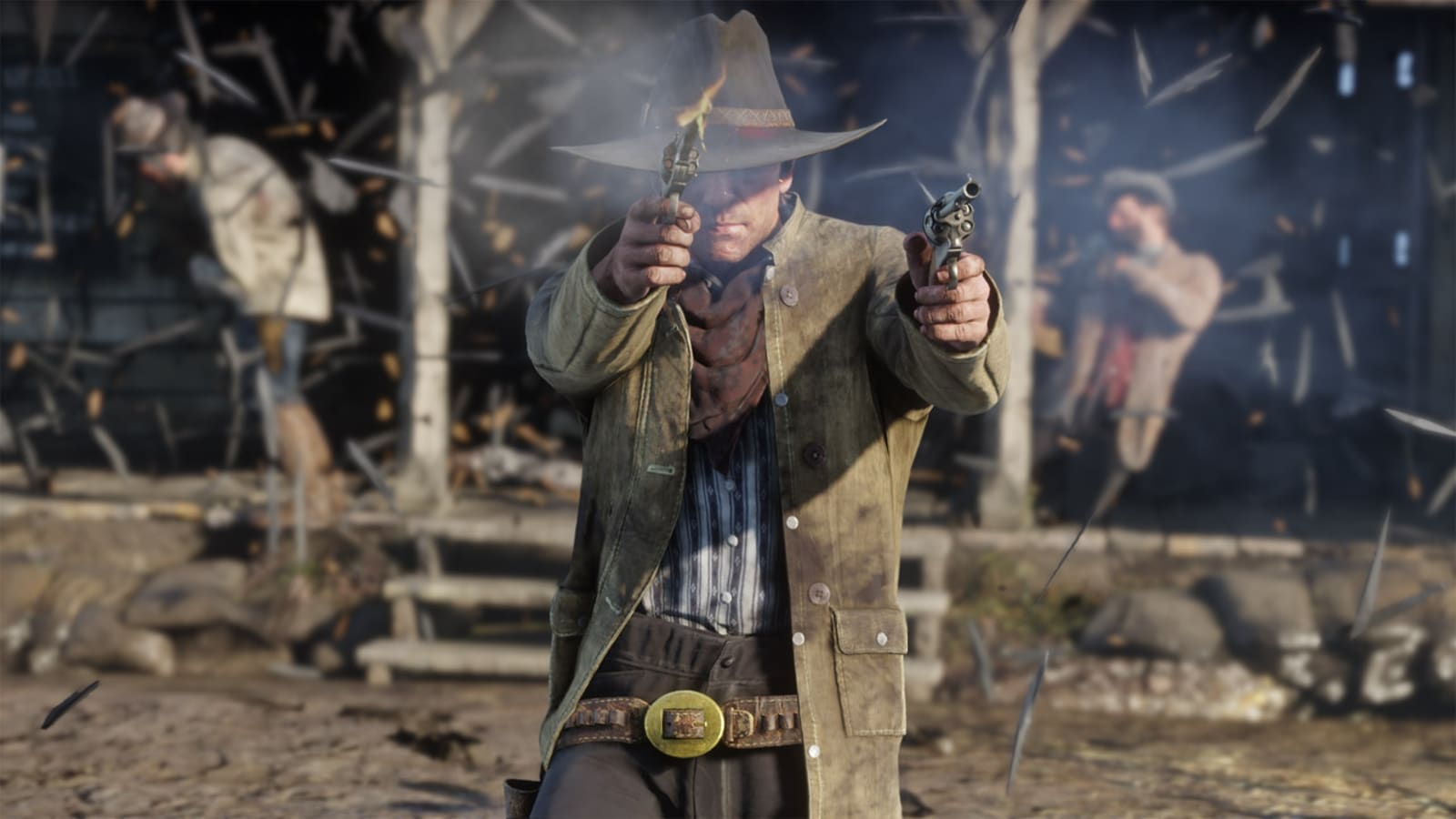 Red Dead Redemption 2' starts its 100GB pre-release