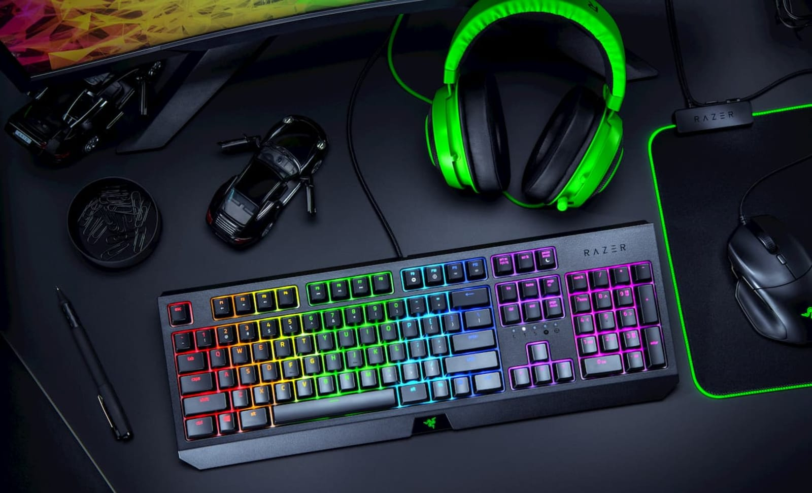 razer s new gaming accessories cut a few corners to bring prices down engadget. Black Bedroom Furniture Sets. Home Design Ideas