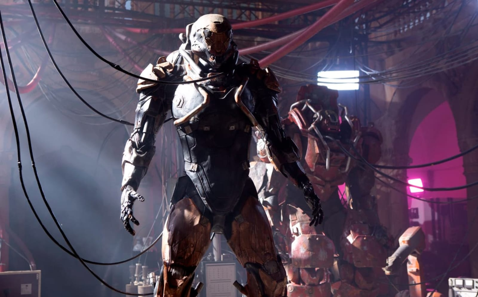 Watch the 'Anthem' prequel from the director of 'District 9'