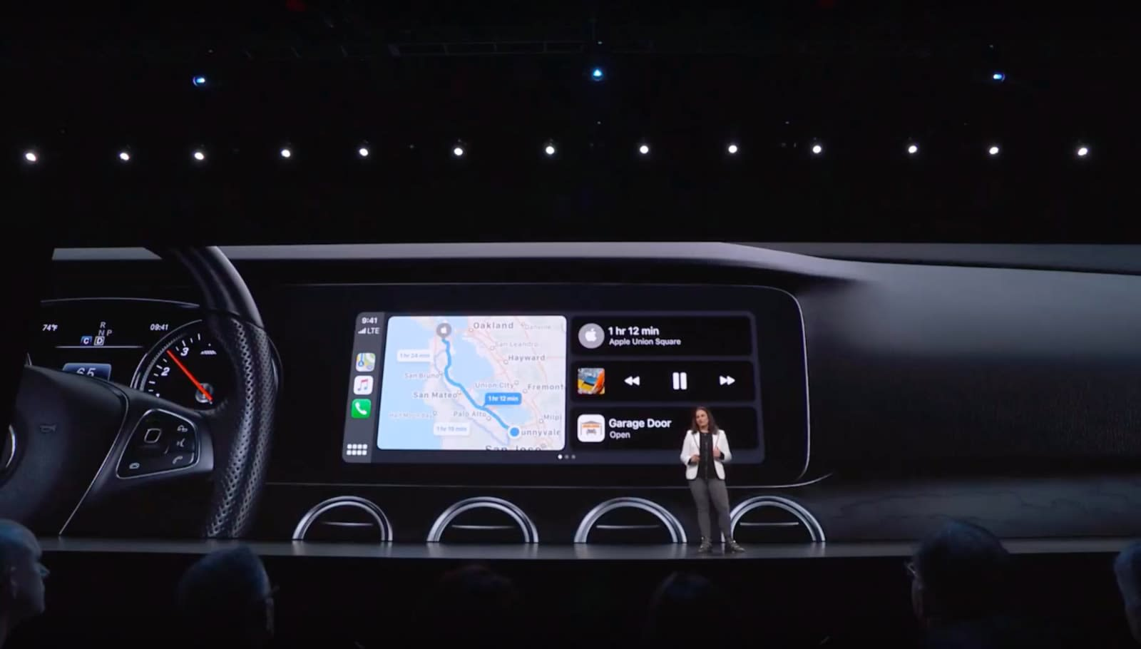 Apple Carplay Redesign Puts Multiple Apps Side By Side