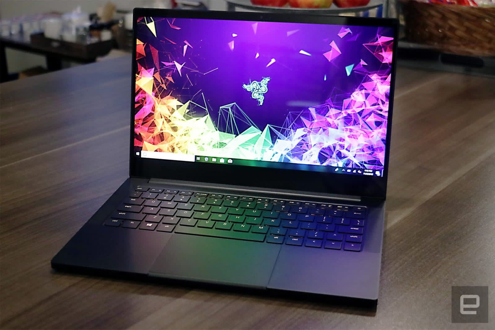 Razer's latest Blade Stealth laptop keeps it classy