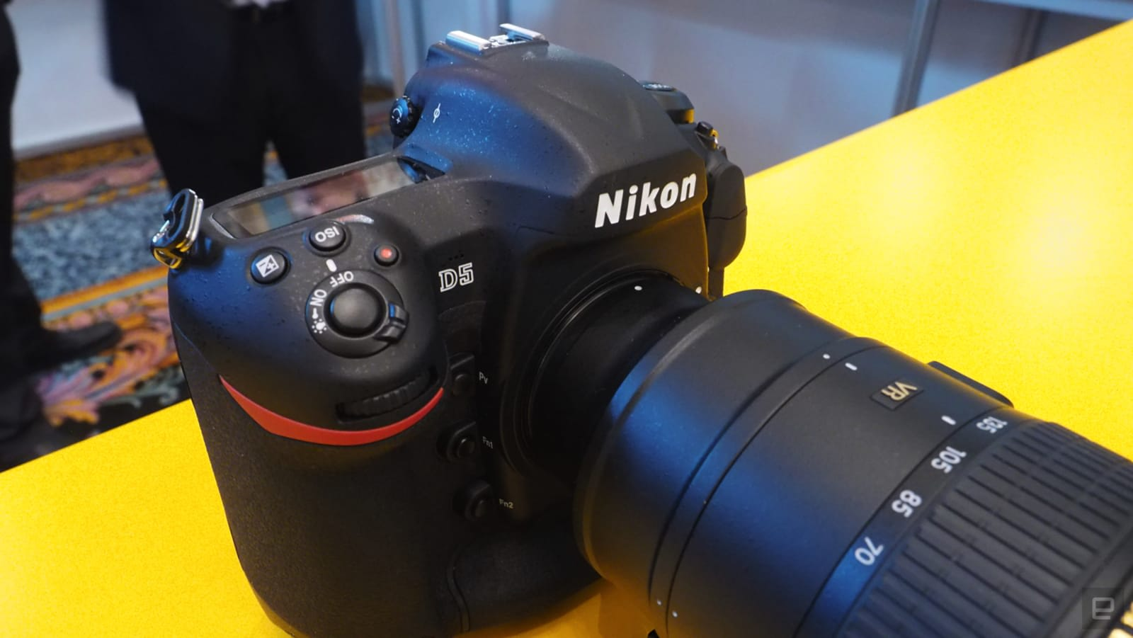 Nikon plans an answer to Sony's A9 mirrorless pro camera