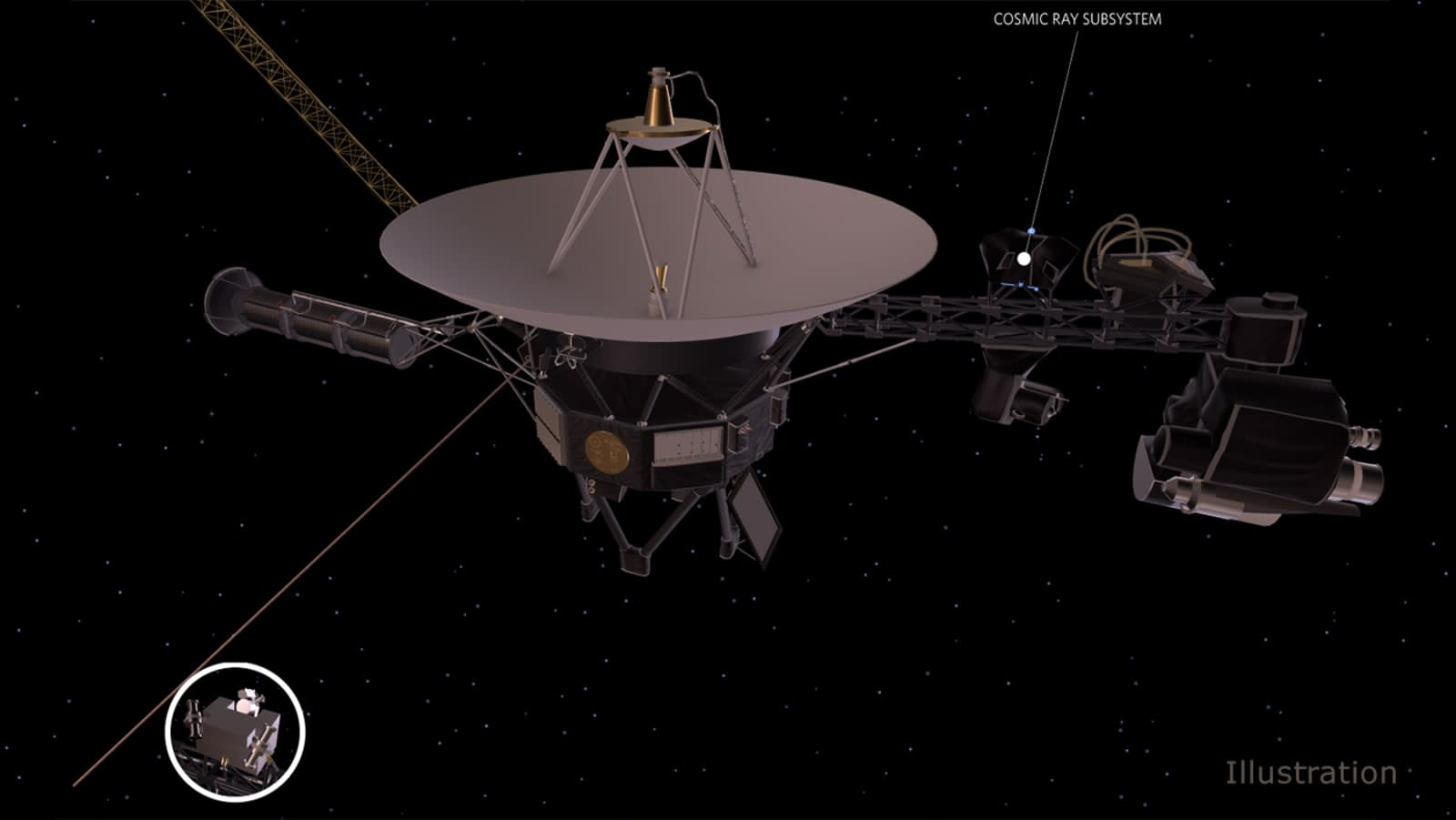 NASA fights to keep the Voyager probes running after four decades