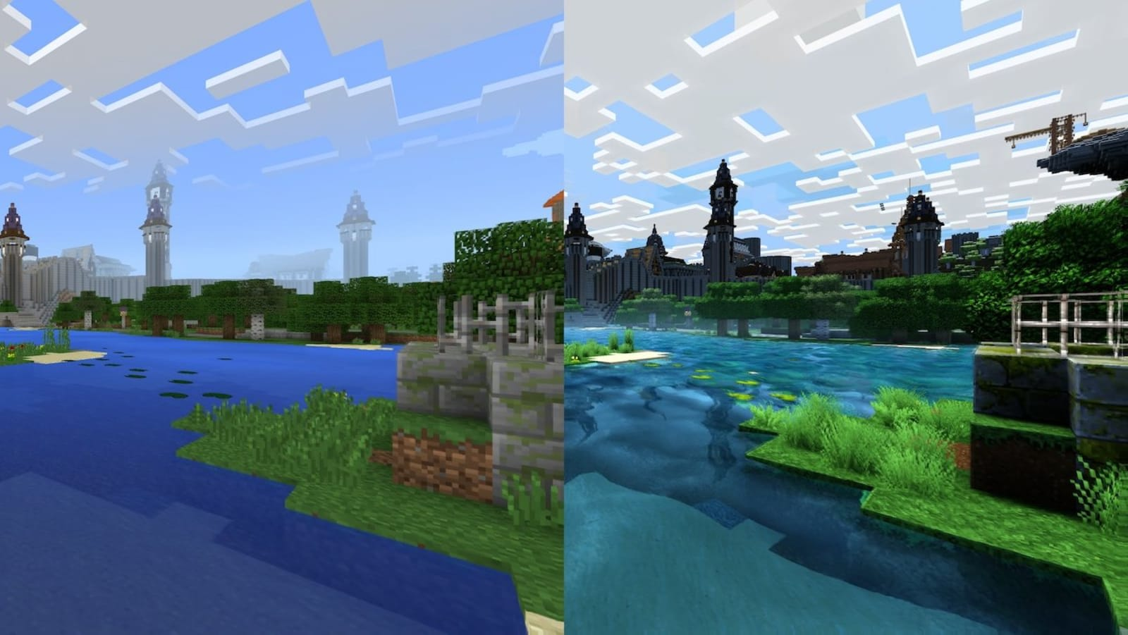 Minecraft' wont get that huge graphics overhaul after all
