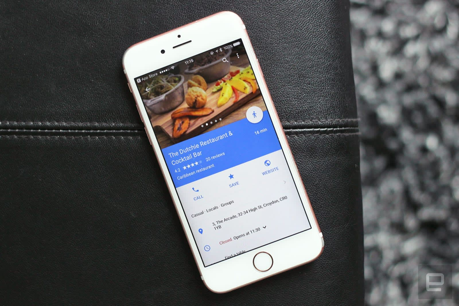 Google Maps can predict how much you'll like a restaurant
