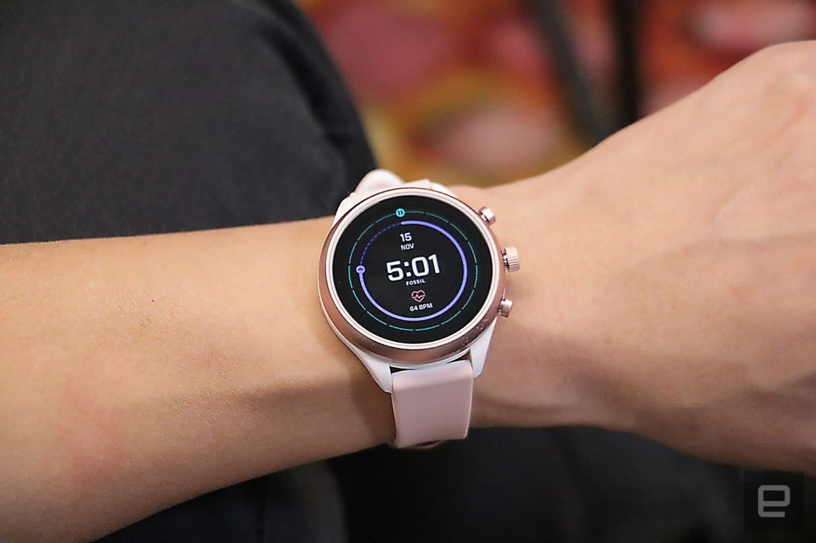 270c5b443 Google will buy Fossil smartwatch tech for $40 million