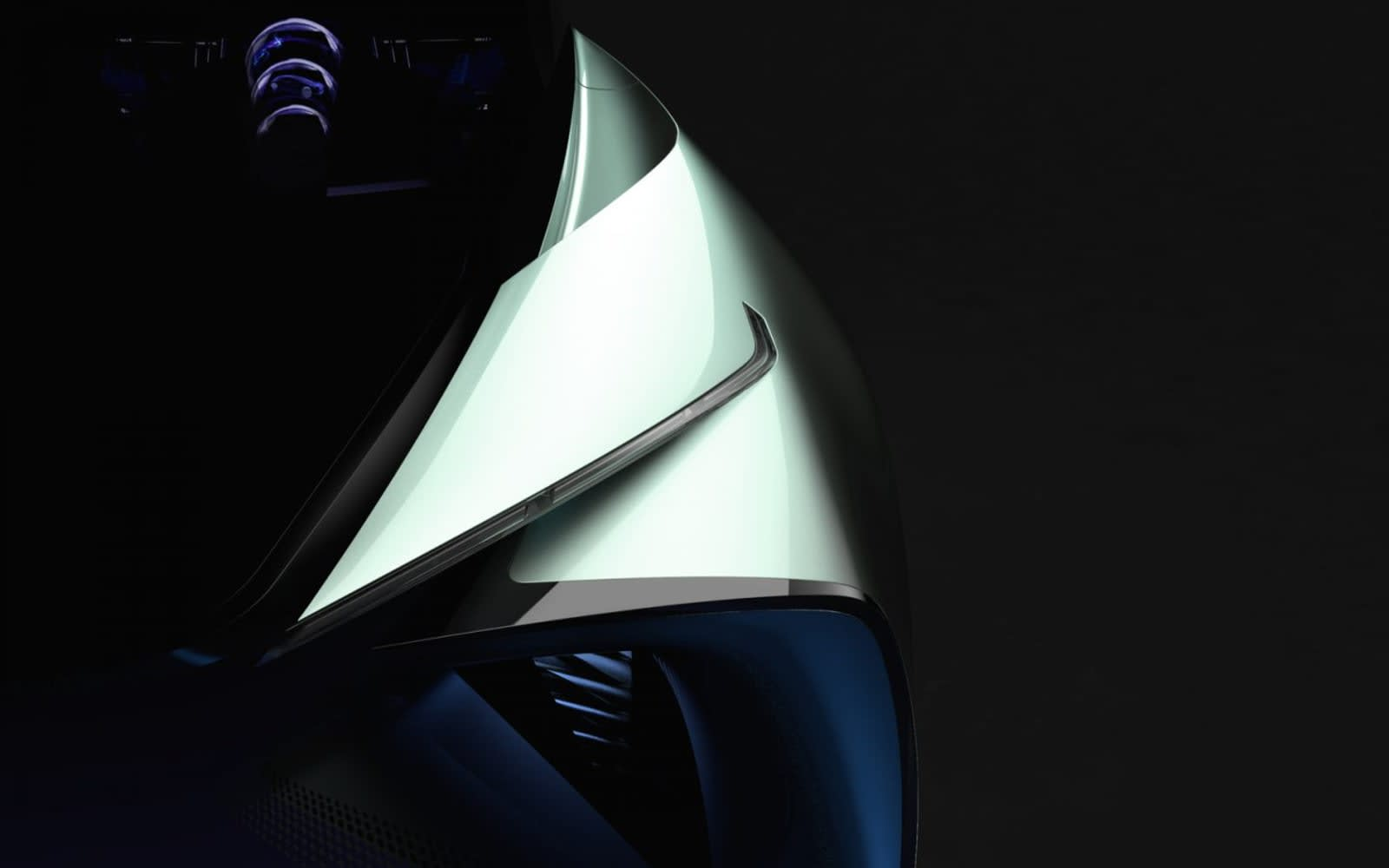 Lexus teases its EV concept ahead of the Tokyo Motor Show