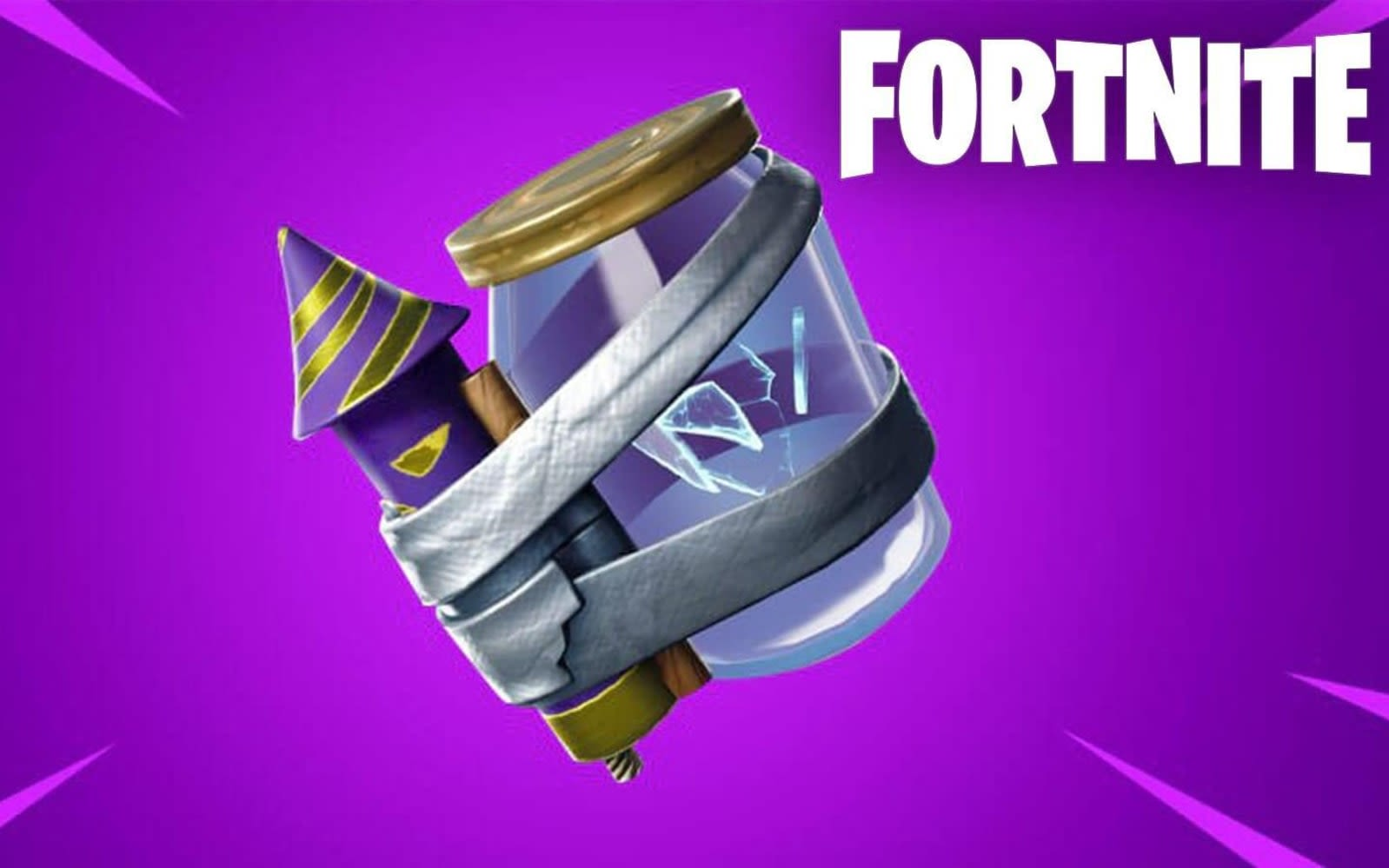 The latest 'Fortnite' weapon lets you drop heavy stuff on