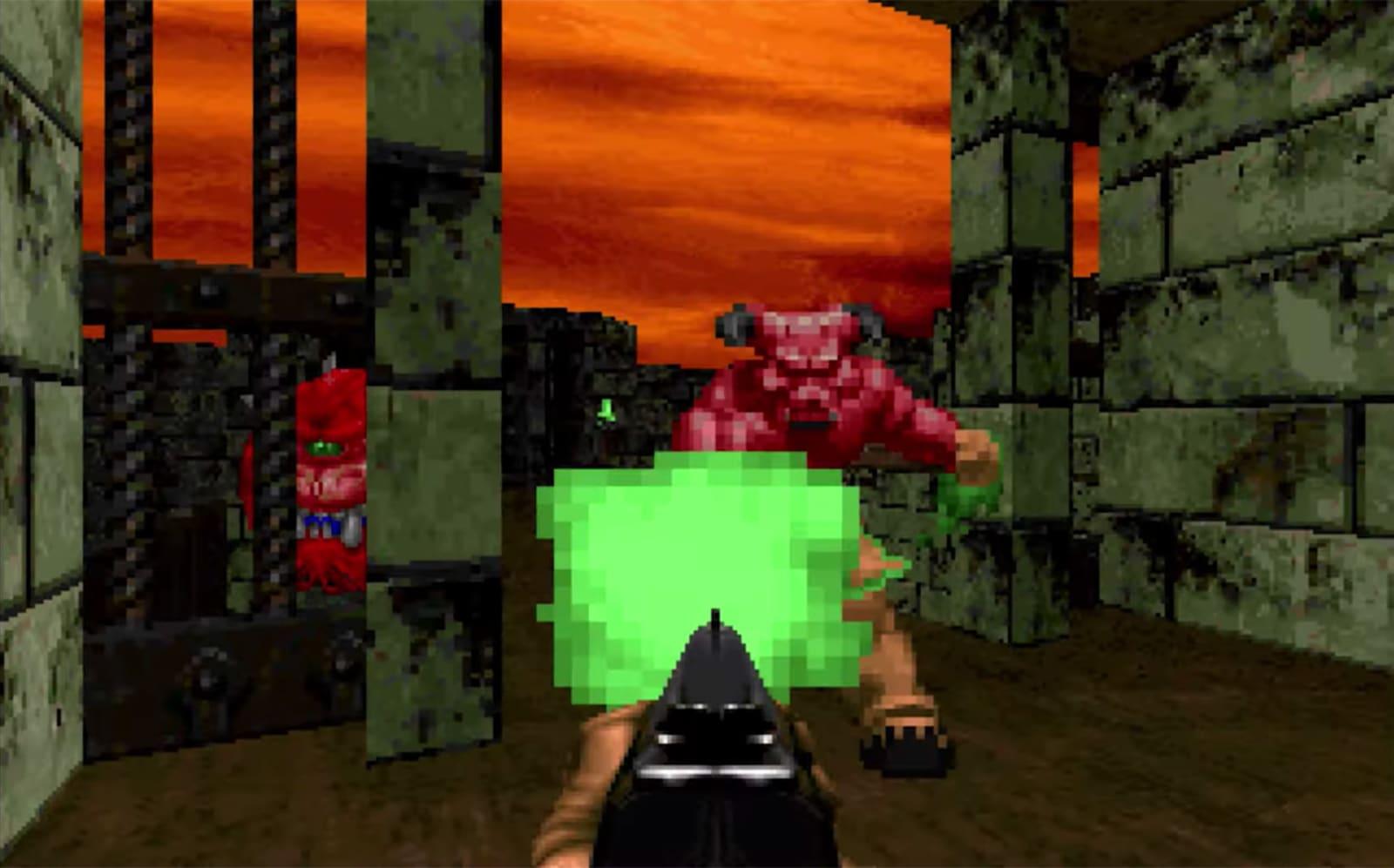 Bethesda's 'Doom' re-releases will no longer need internet