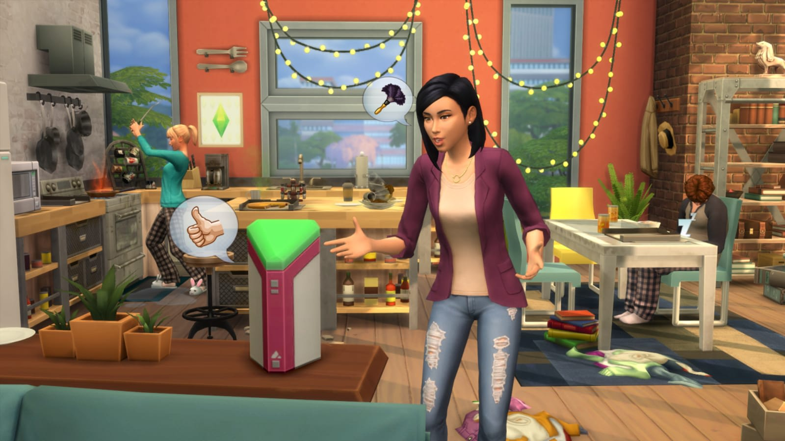 The Sims' Alexa Skill is a game companion for superfans