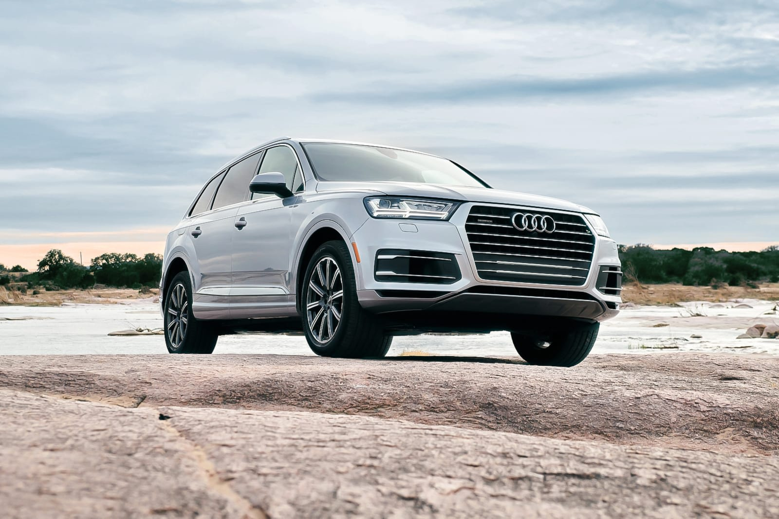 Audi Adds Q7 Suv To Its Silvercar On Demand Rental Service