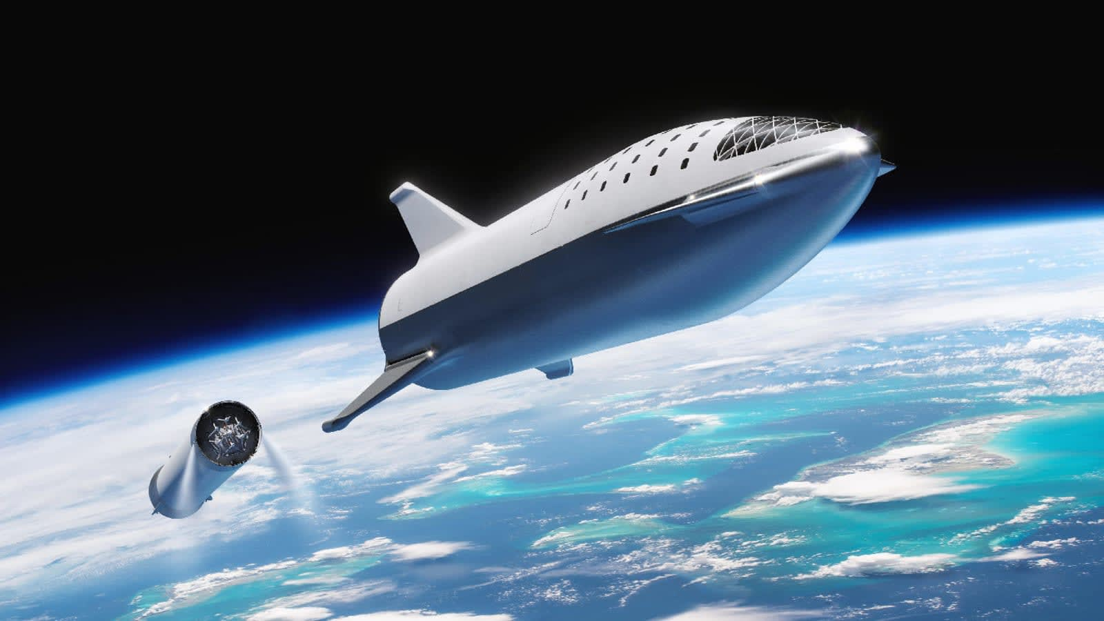 SpaceX tests heat shields that will stop its Starship from