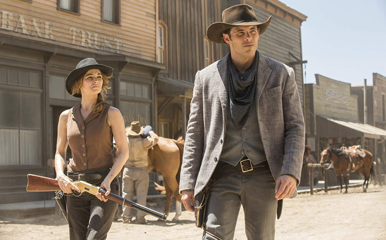 Amazon signs nine-figure deal with 'Westworld' creators