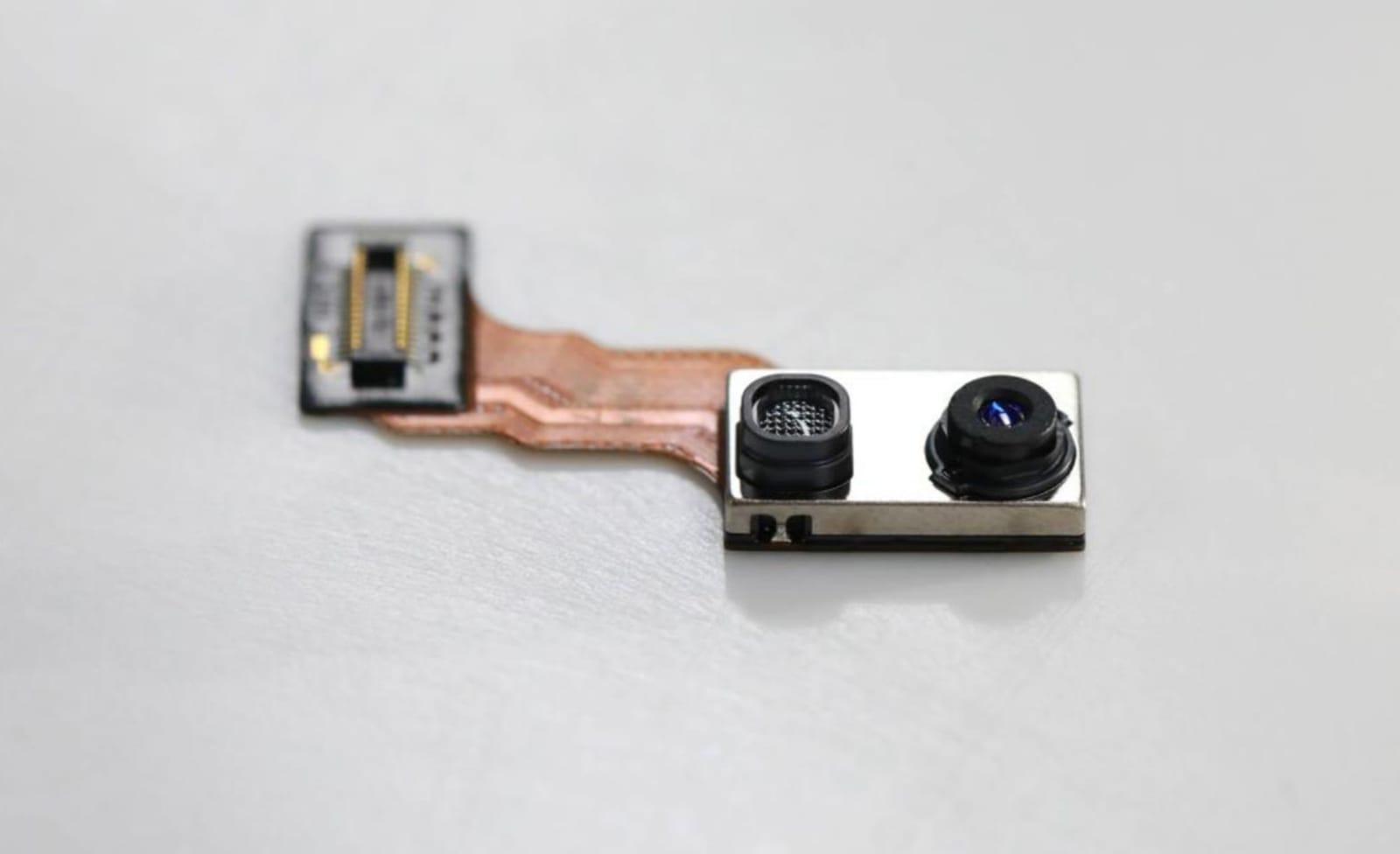 LG explains how the G8 ThinQ's tiny gesture sensor works