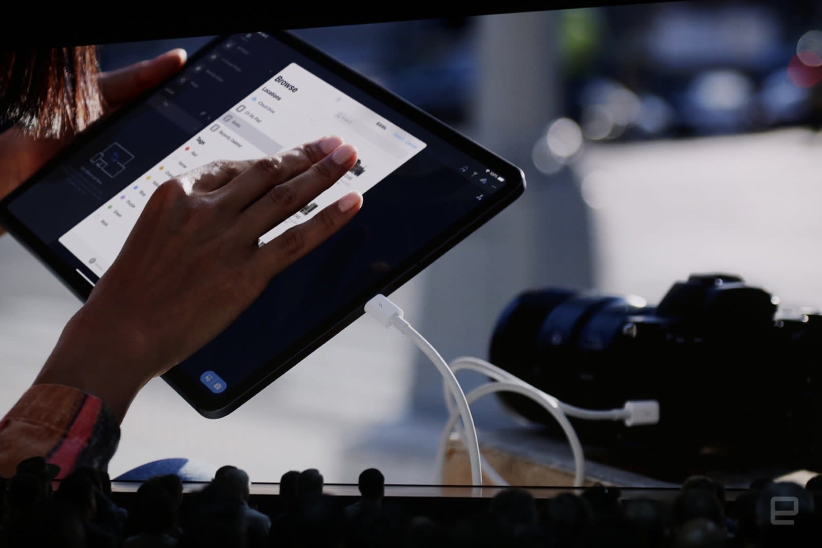 The new iPad Files app is actually useful for managing files