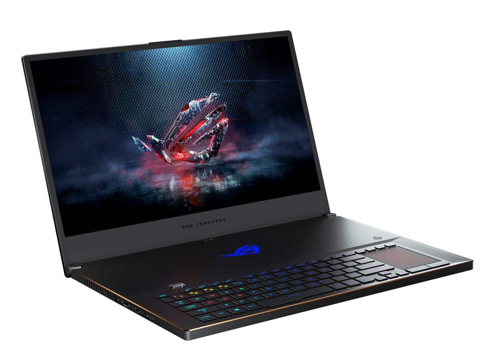 asus thin zephyrus gaming notebook gets a 17 inch screen