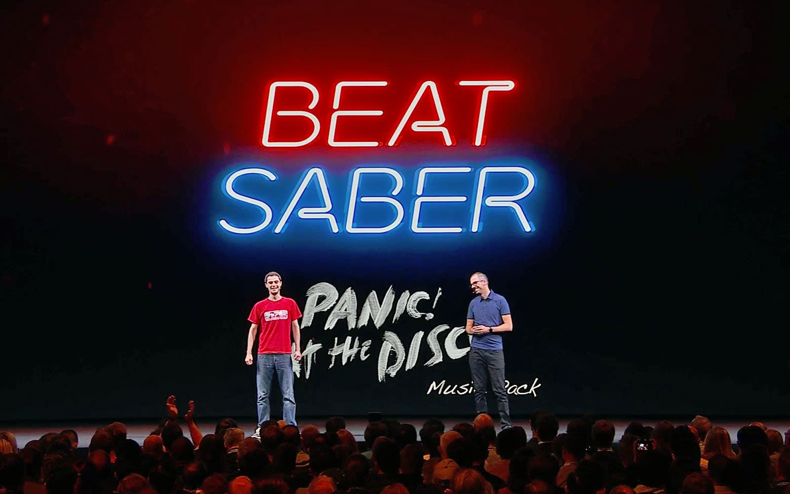 Beat Saber's 360-degree mode arrives in December