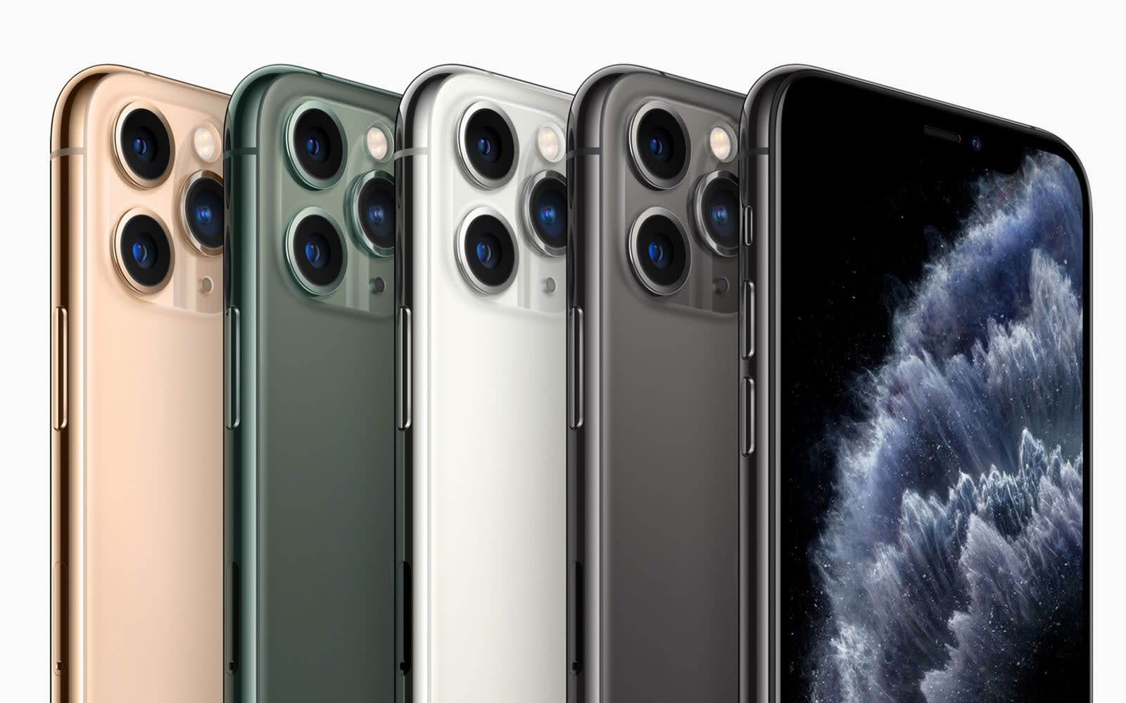 Image result for iphone 11 pro press shots