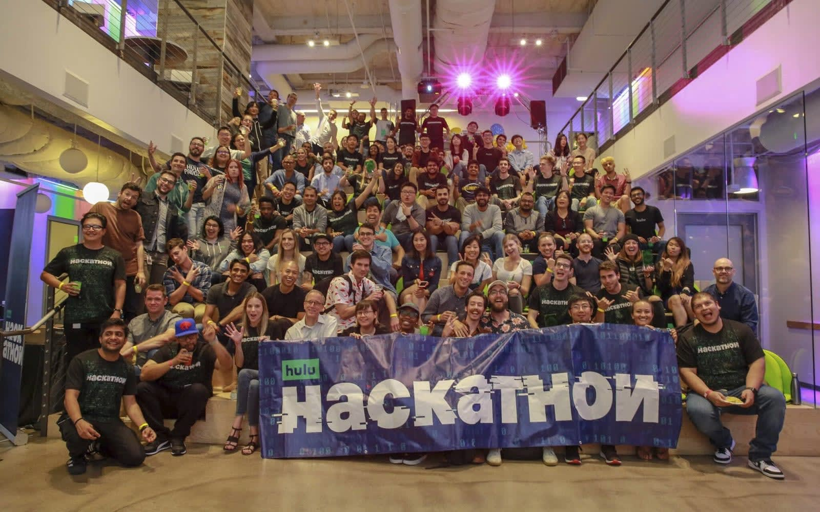 Hulu hackathon leads to eye-tracking controls for Roku