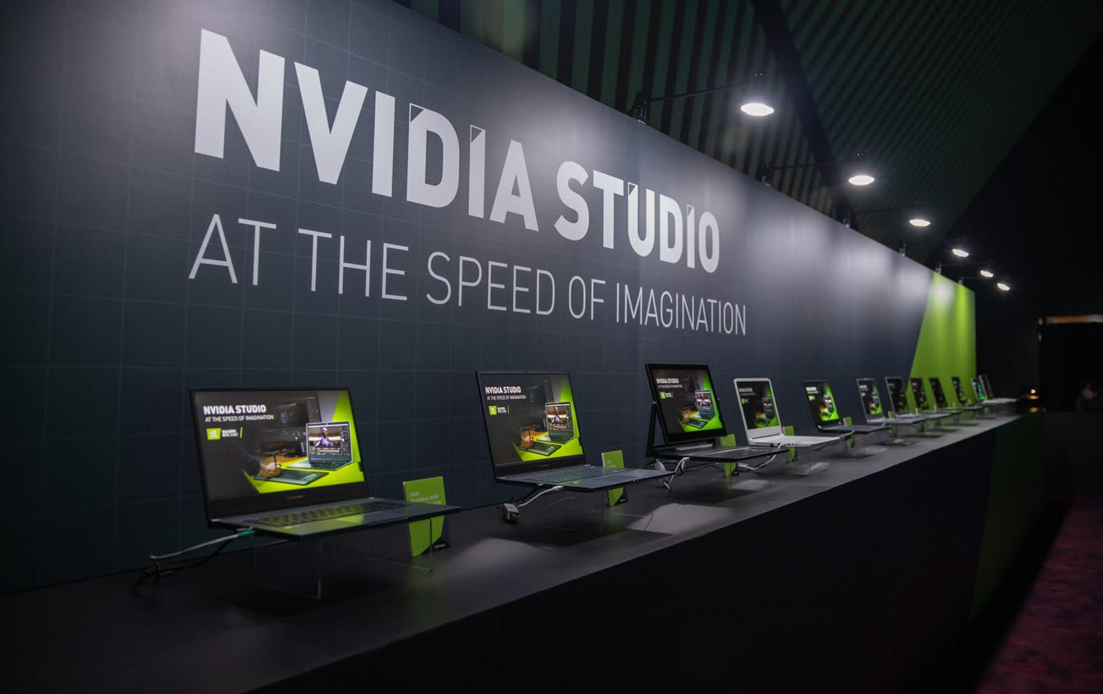 NVIDIA's GeForce RTX GPUs are now even better for creative types