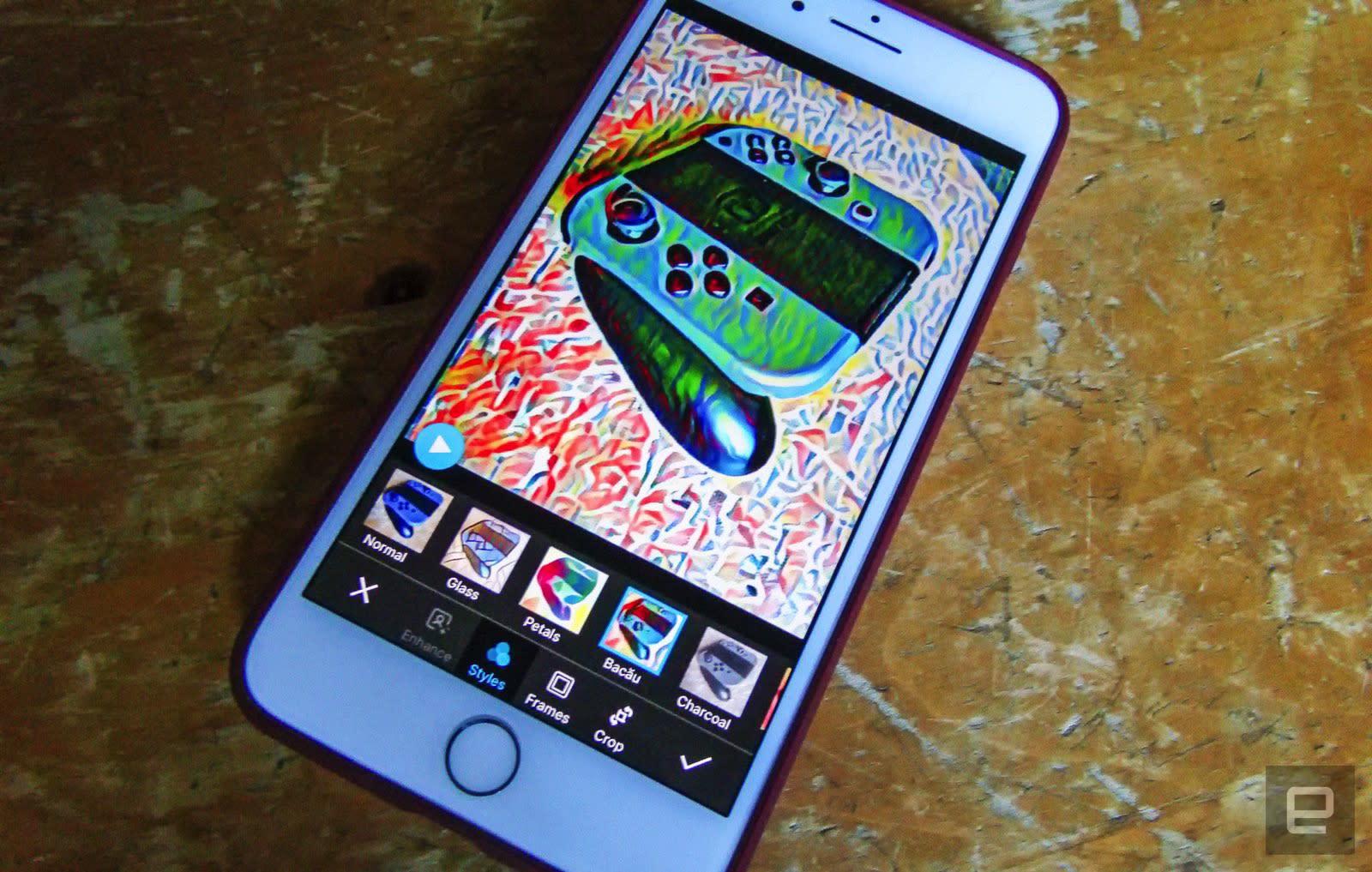 Prisma hopes to market its AI photo filtering tech