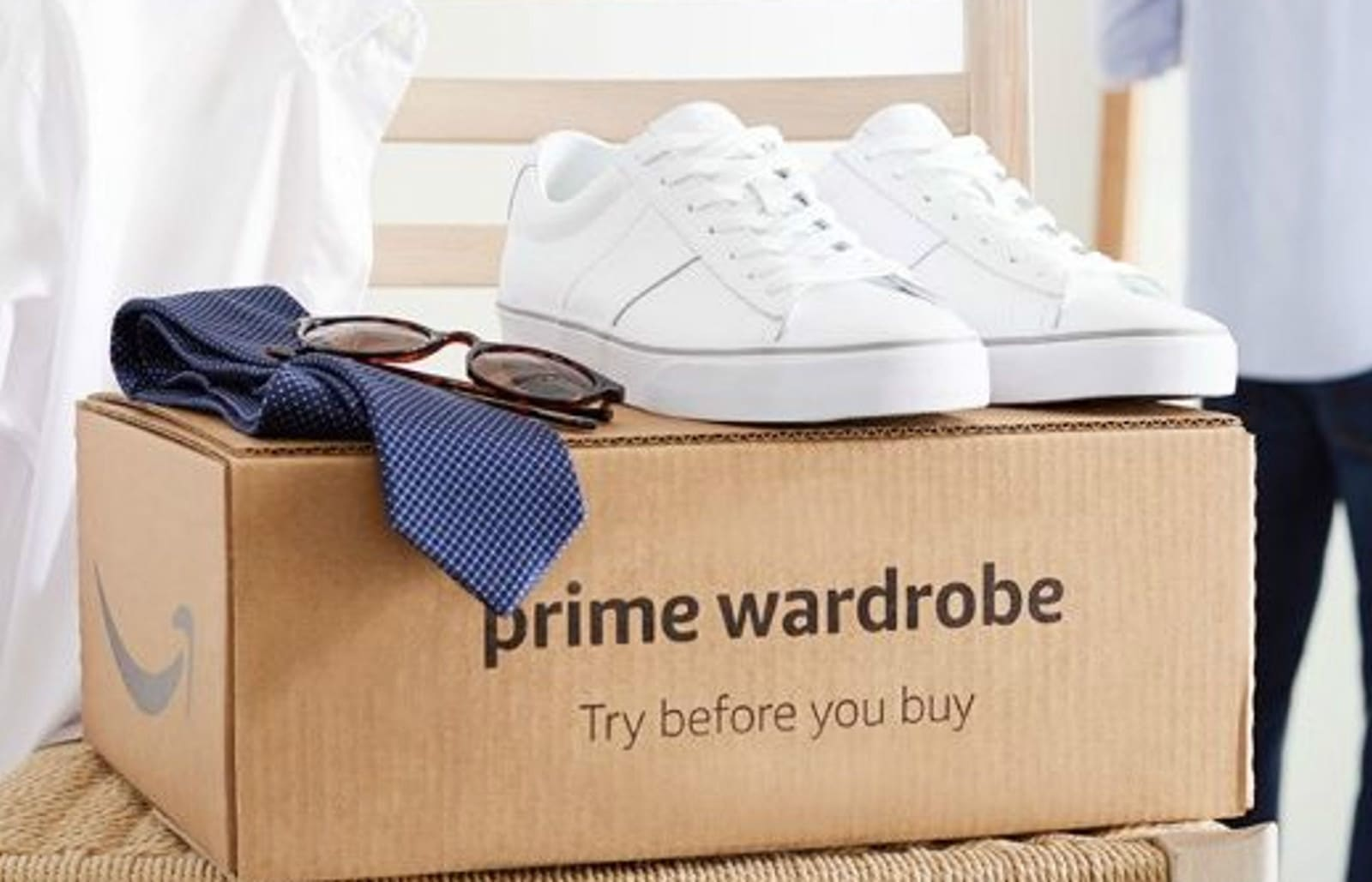 bad3980c807dd Amazon's try-before-you-buy clothing service lands in the UK