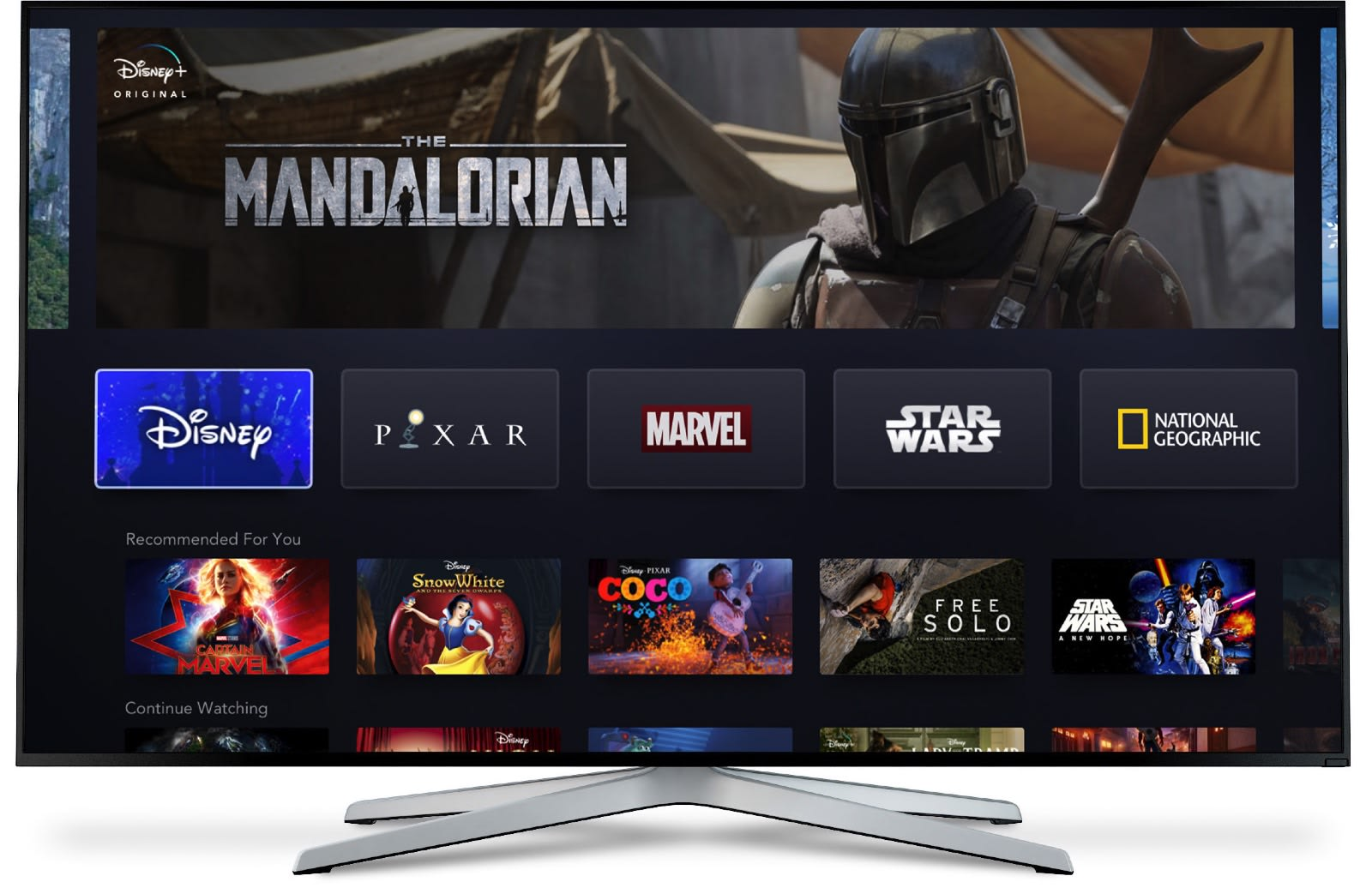 Disney+ will have apps for iOS, Apple TV, Android and Xbox One