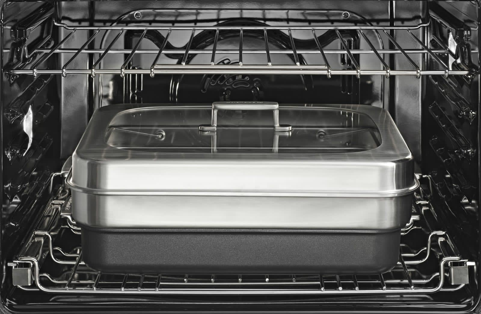 KitchenAid's $3,199 SmartOven+ connects to Google Home and Alexa
