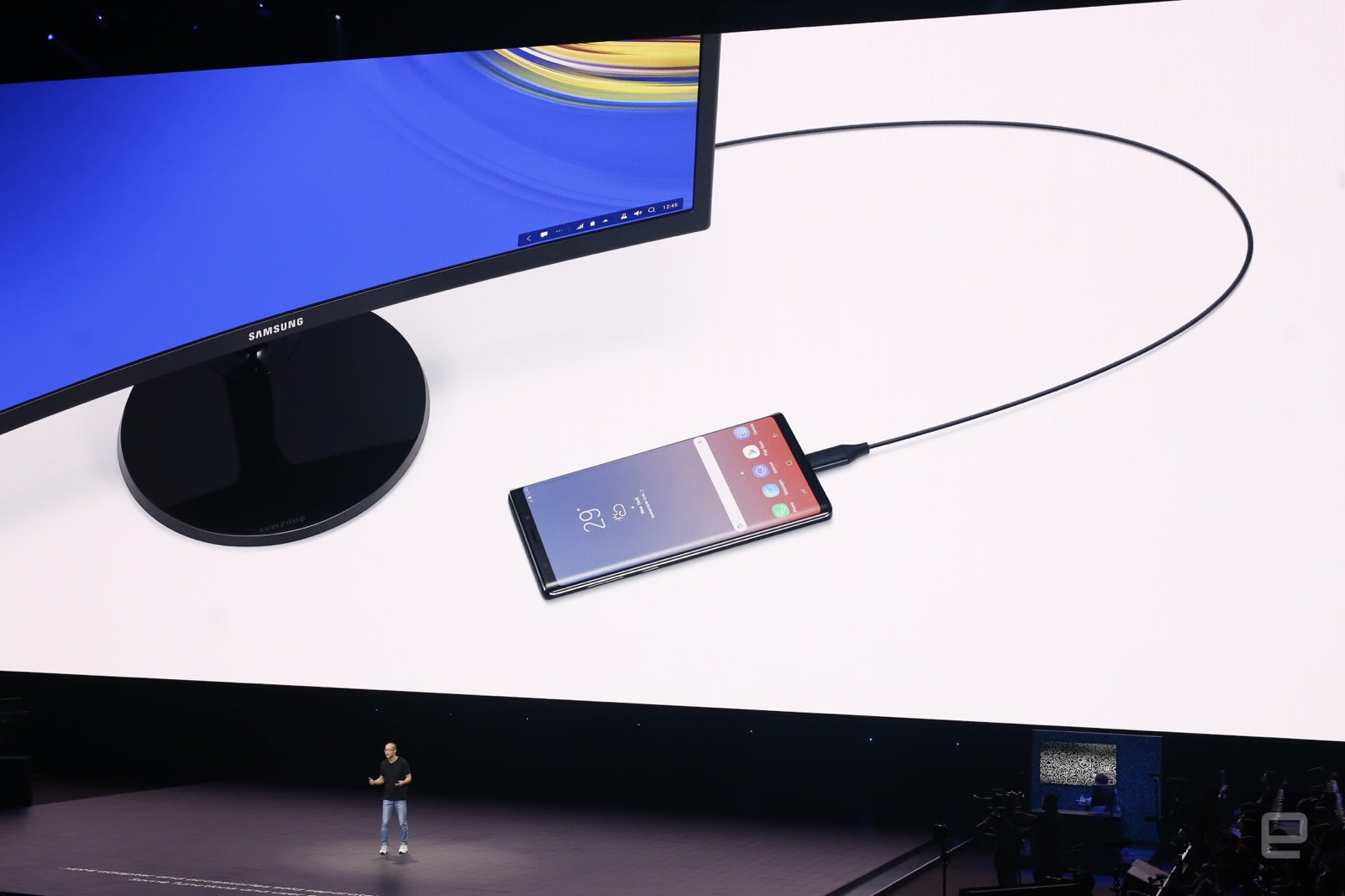 Samsung's Galaxy Note 9 has a much more useful DeX desktop mode