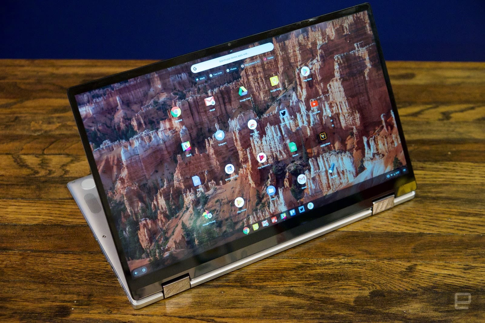 Chrome OS unifies Google Assistant and device searches