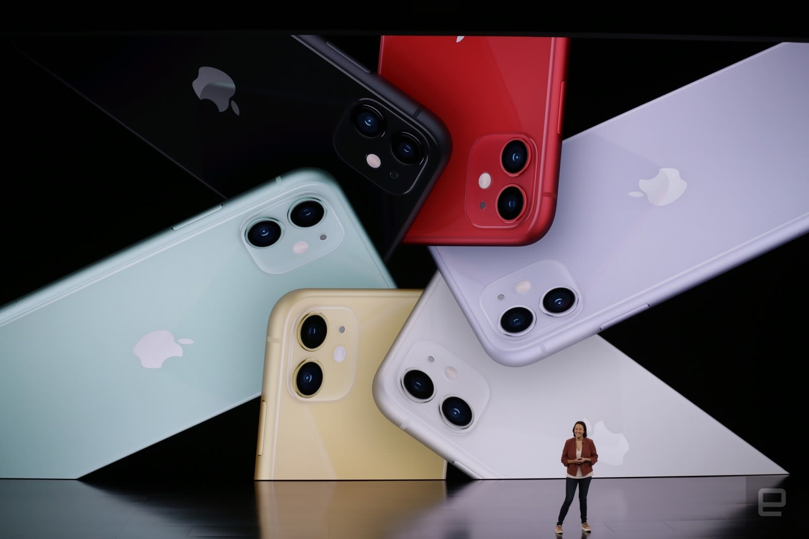 The iPhone 11 is Apple's colorful new handset for the masses