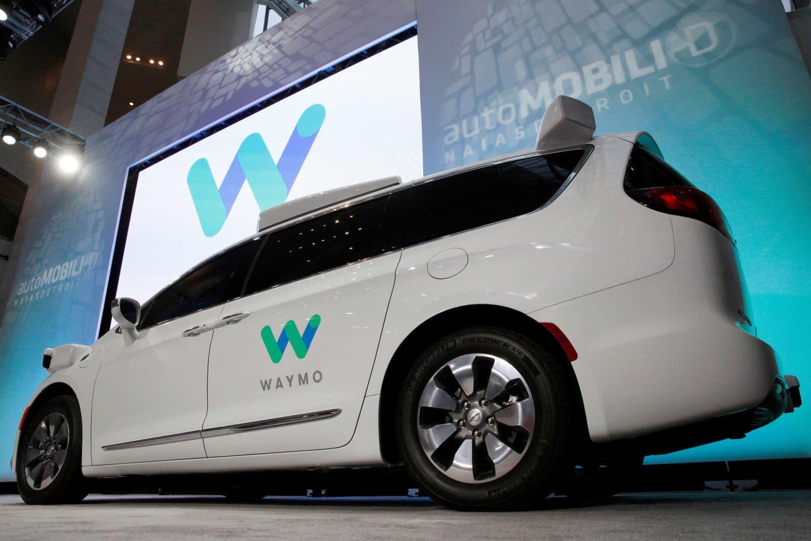 Waymo starts testing its autonomous cars in Atlanta