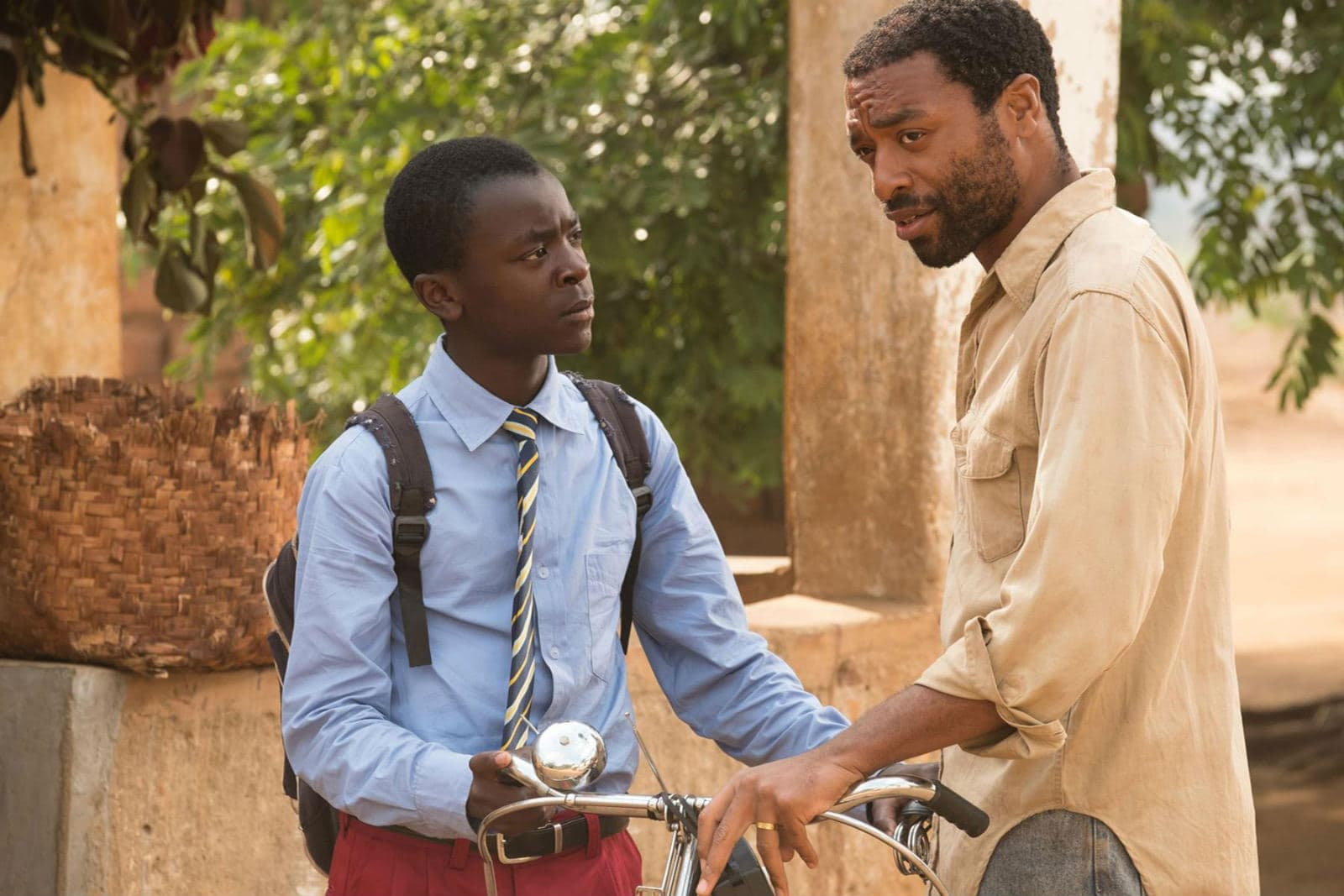 Image result for the boy who harnessed the wind movie