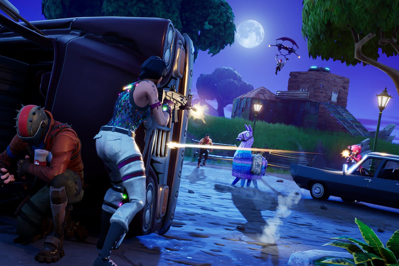 fortnite now has over 200 million players - fortnite player base after apex