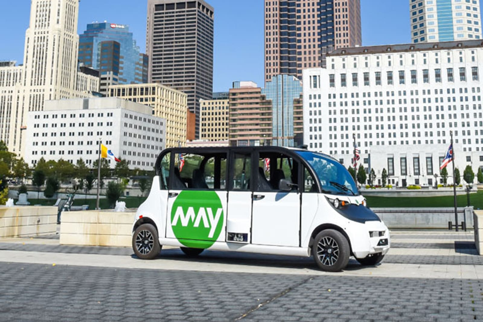 Ohios First Self Driving Shuttle Service Begins On December 10th