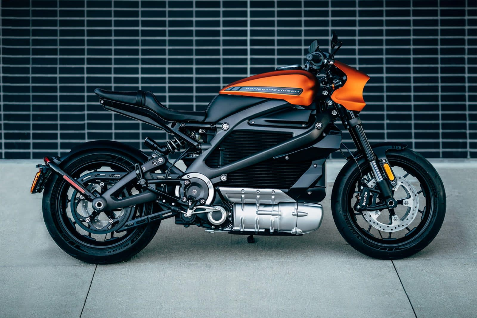 New Harley Davidson: Harley-Davidson's First Electric Motorcycle Arrives In