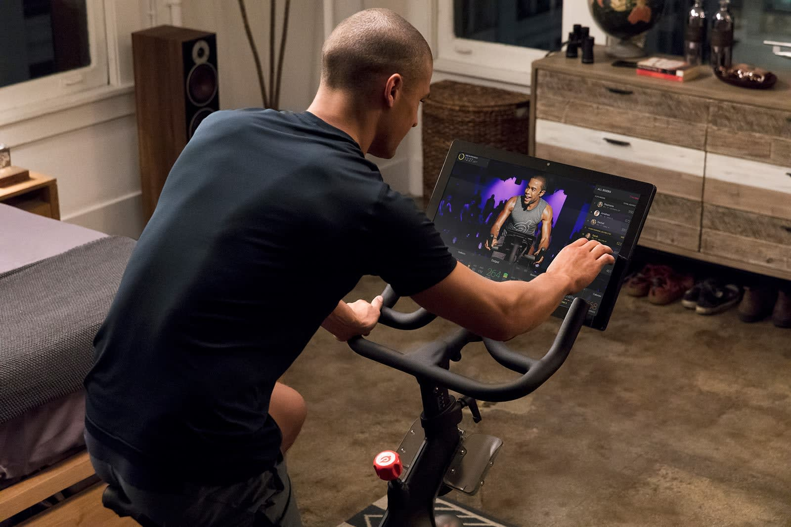 0a732b233a183 A Peloton bike motivated me more than any gym membership could