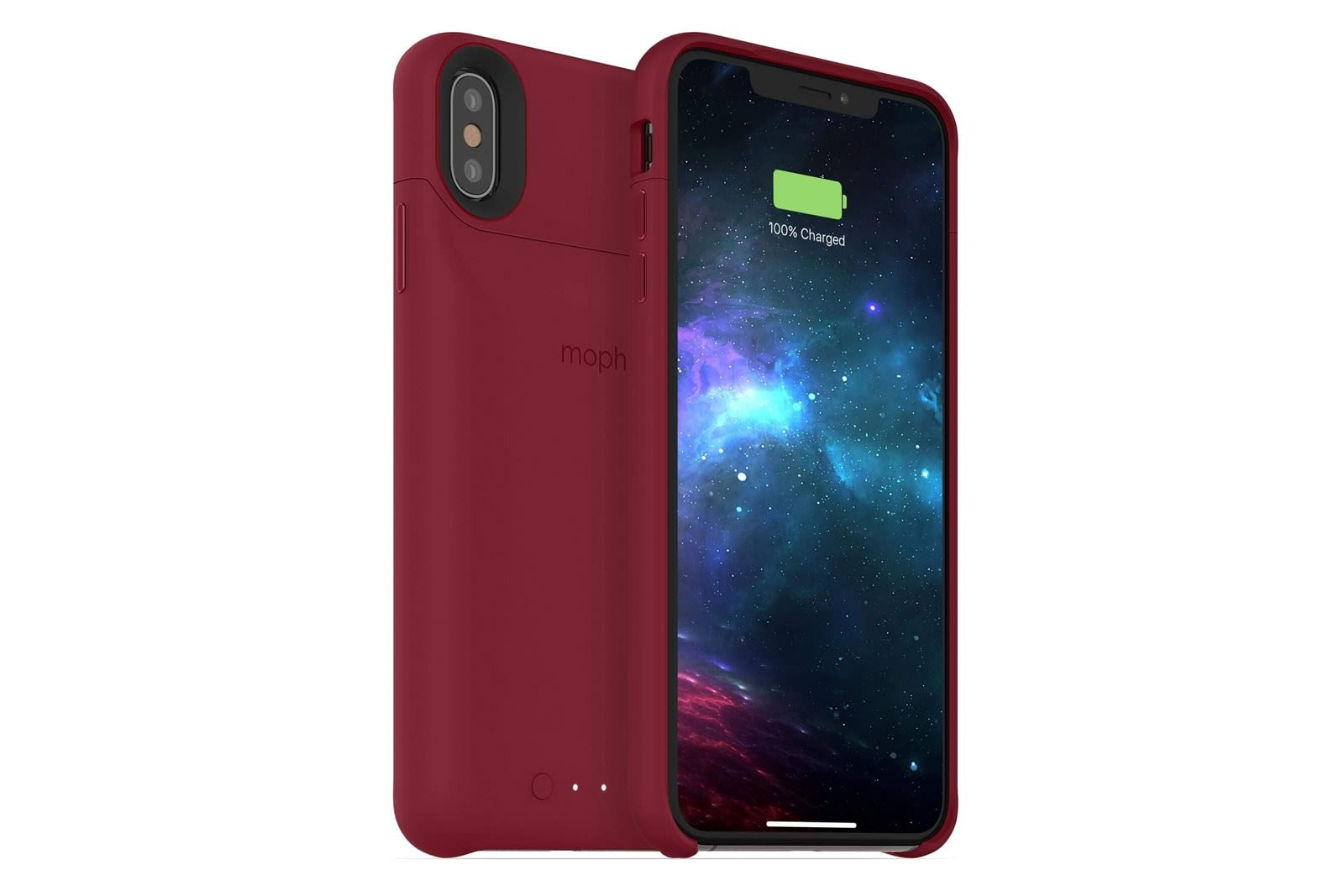 new styles fcfed 7b51b Mophie's wireless iPhone battery case keeps your Lightning port free