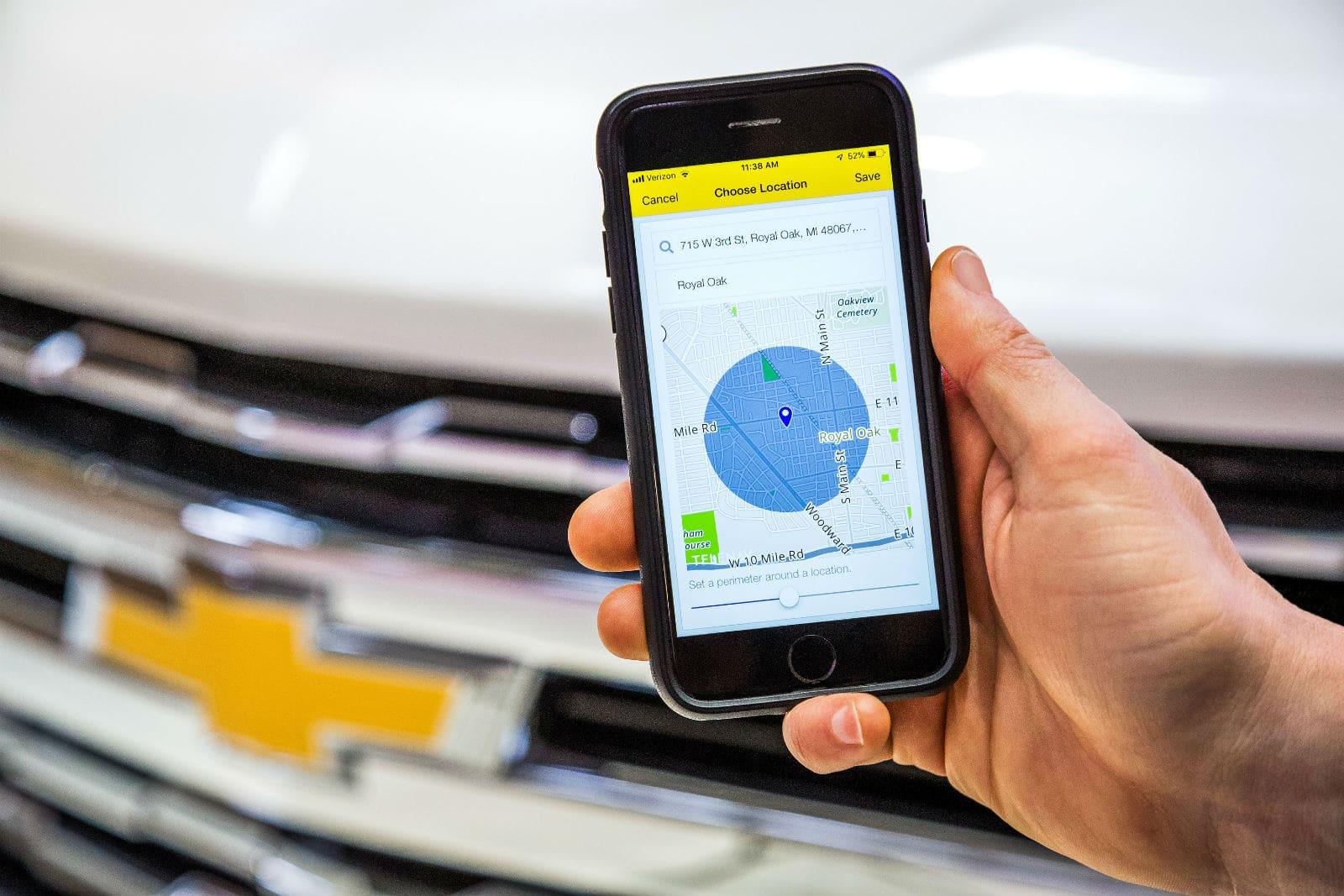 Locate My Car >> Chevrolet Finally Adds Find My Car To Its App Engadget