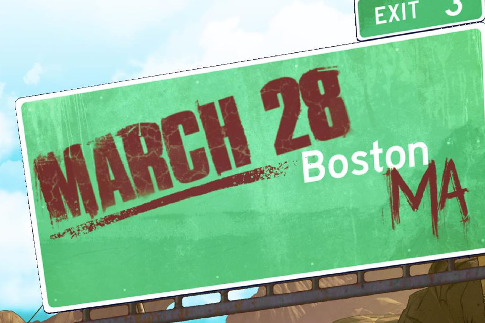 Gearbox teases 'Borderlands 3' reveal on March 28th