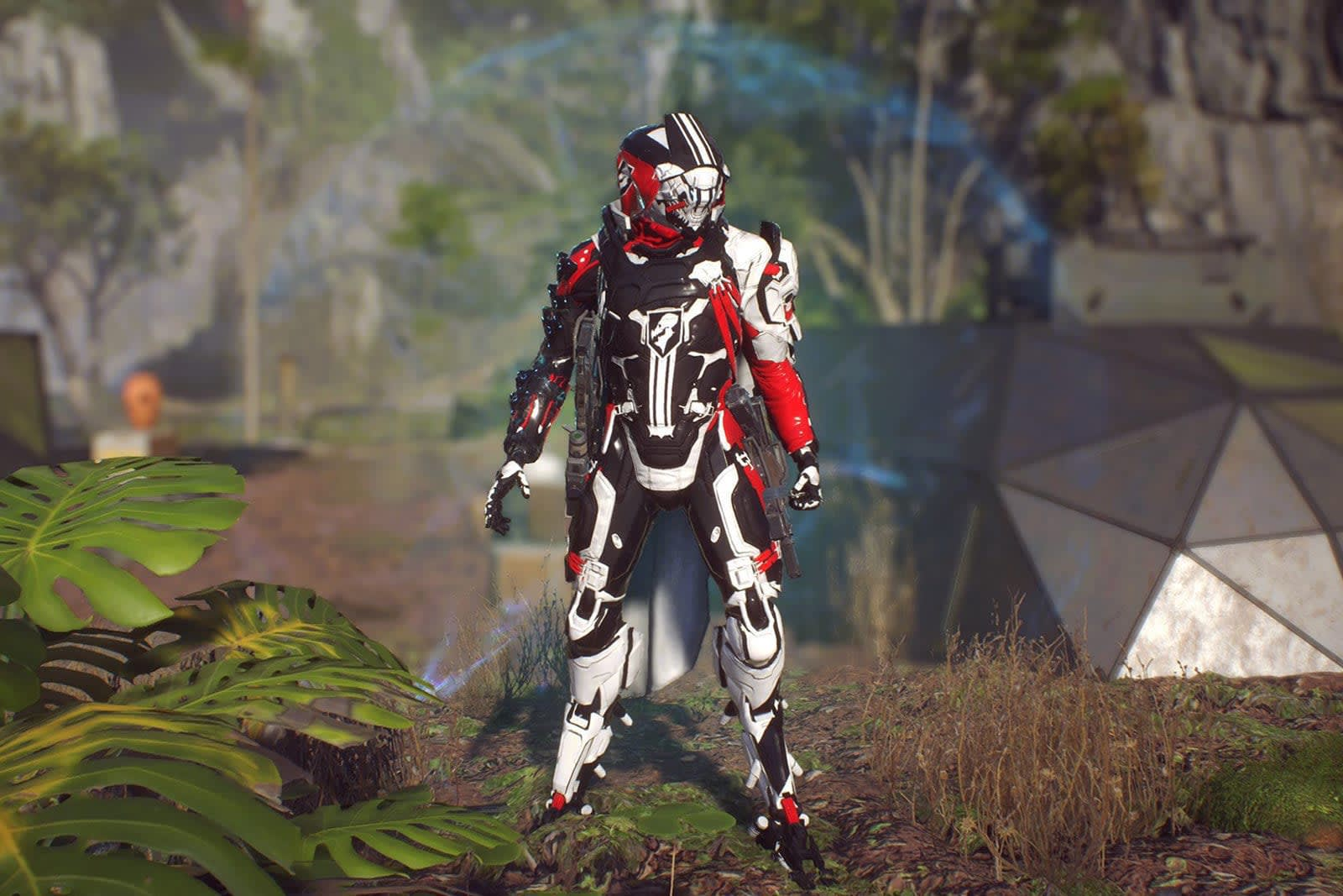 Anthem' bug makes starter rifle the game's most powerful