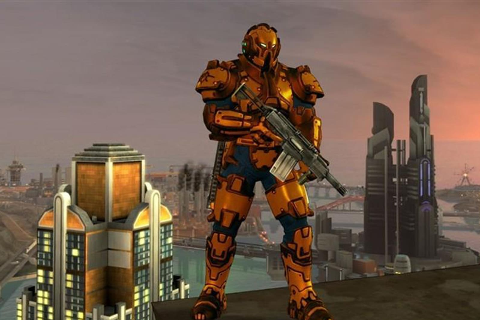 Crackdown 2' is free on Xbox One ahead of updates to its sequel