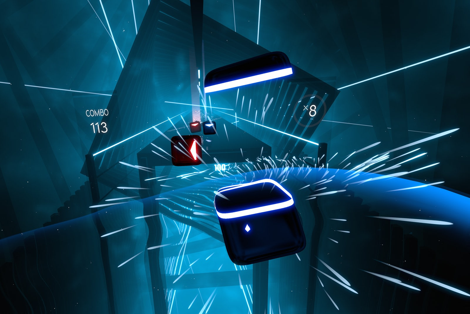 Beat Saber' will be available for Oculus Quest on day one