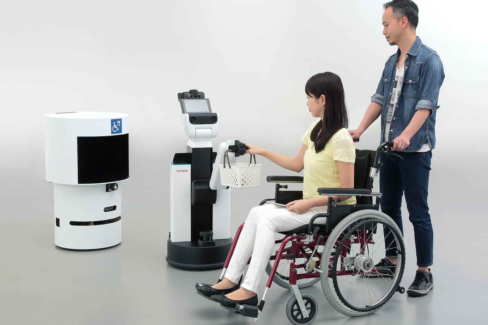 Best Power Wheelchair 2020 Robots will serve as guides for the 2020 Olympics