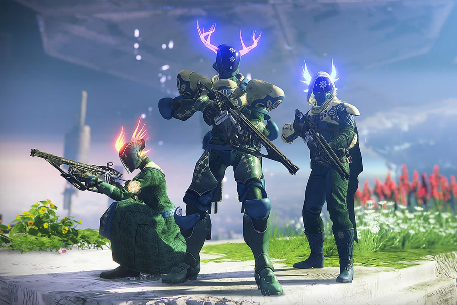 The first 'Destiny 2' spring event begins April 16th
