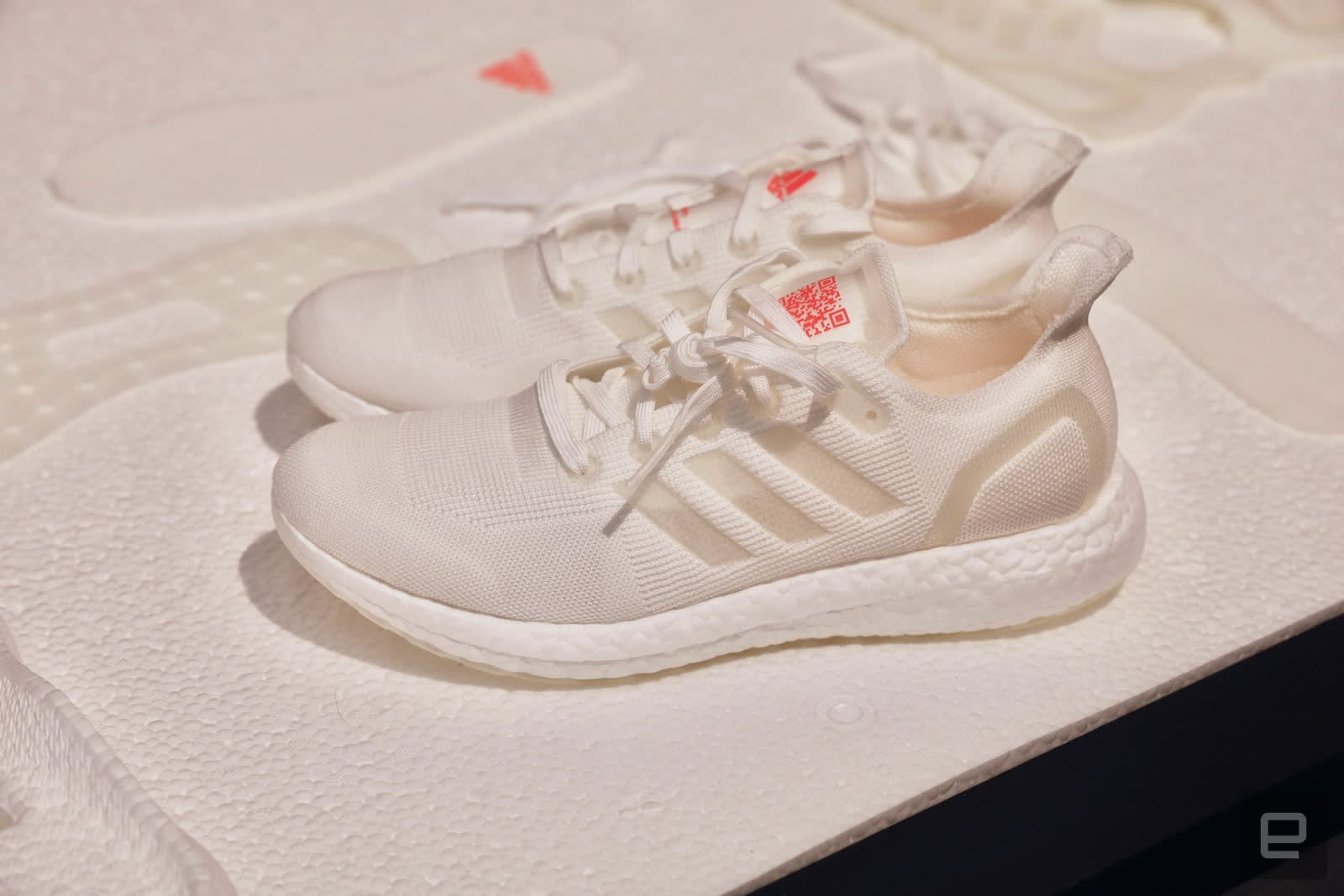 3551beb6ce Adidas made a running shoe that's fully recyclable