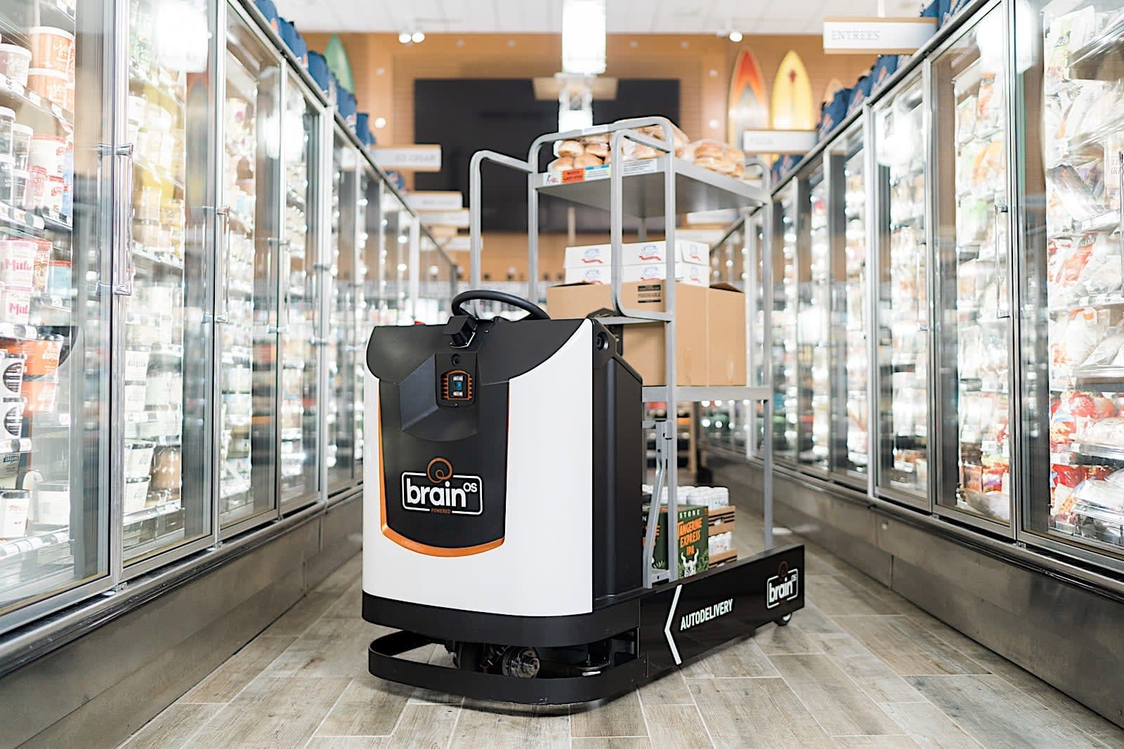 BrainCorp brings its autonomous robot tech to your local