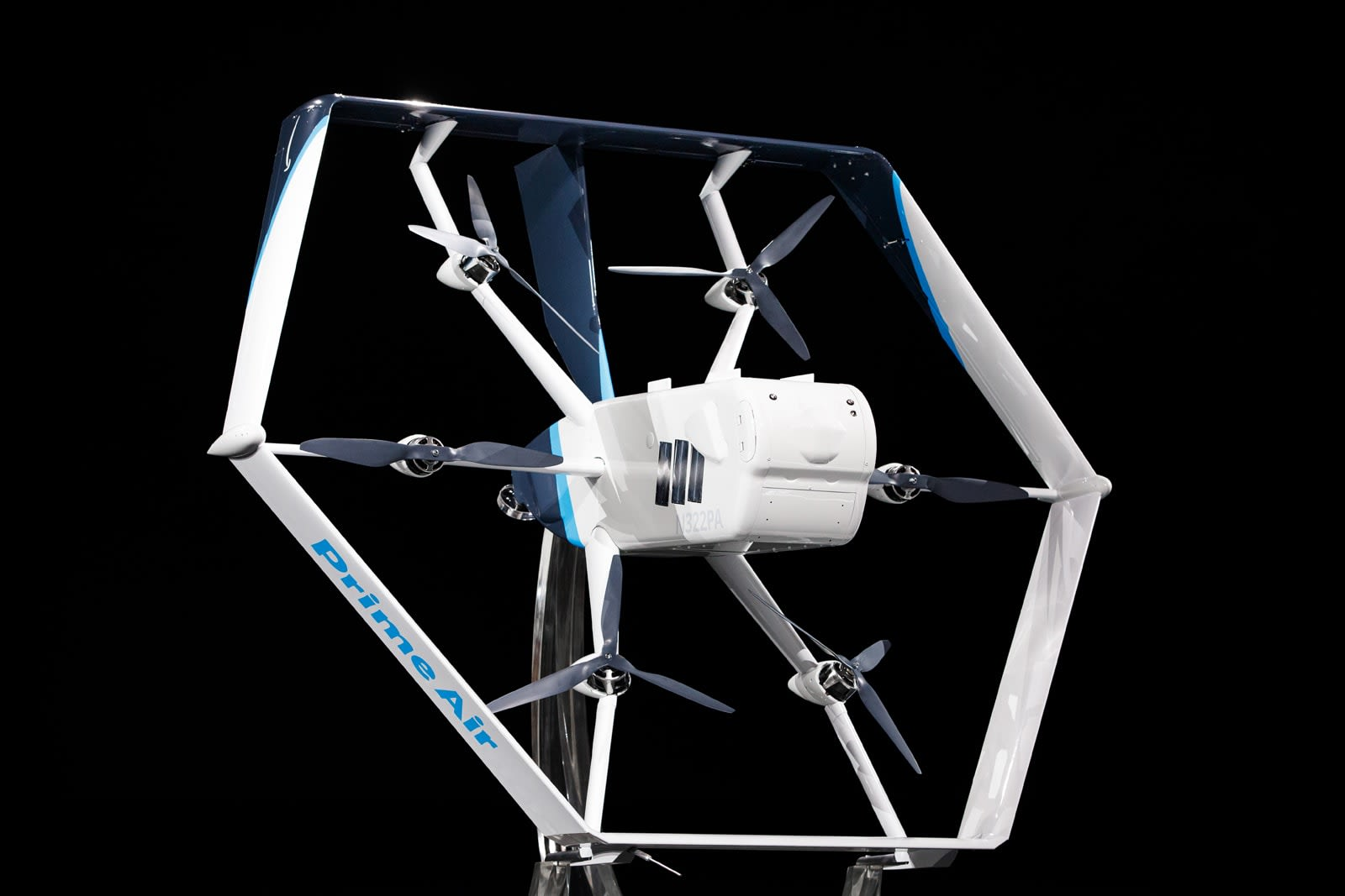 Image result for amazon hybrid drone