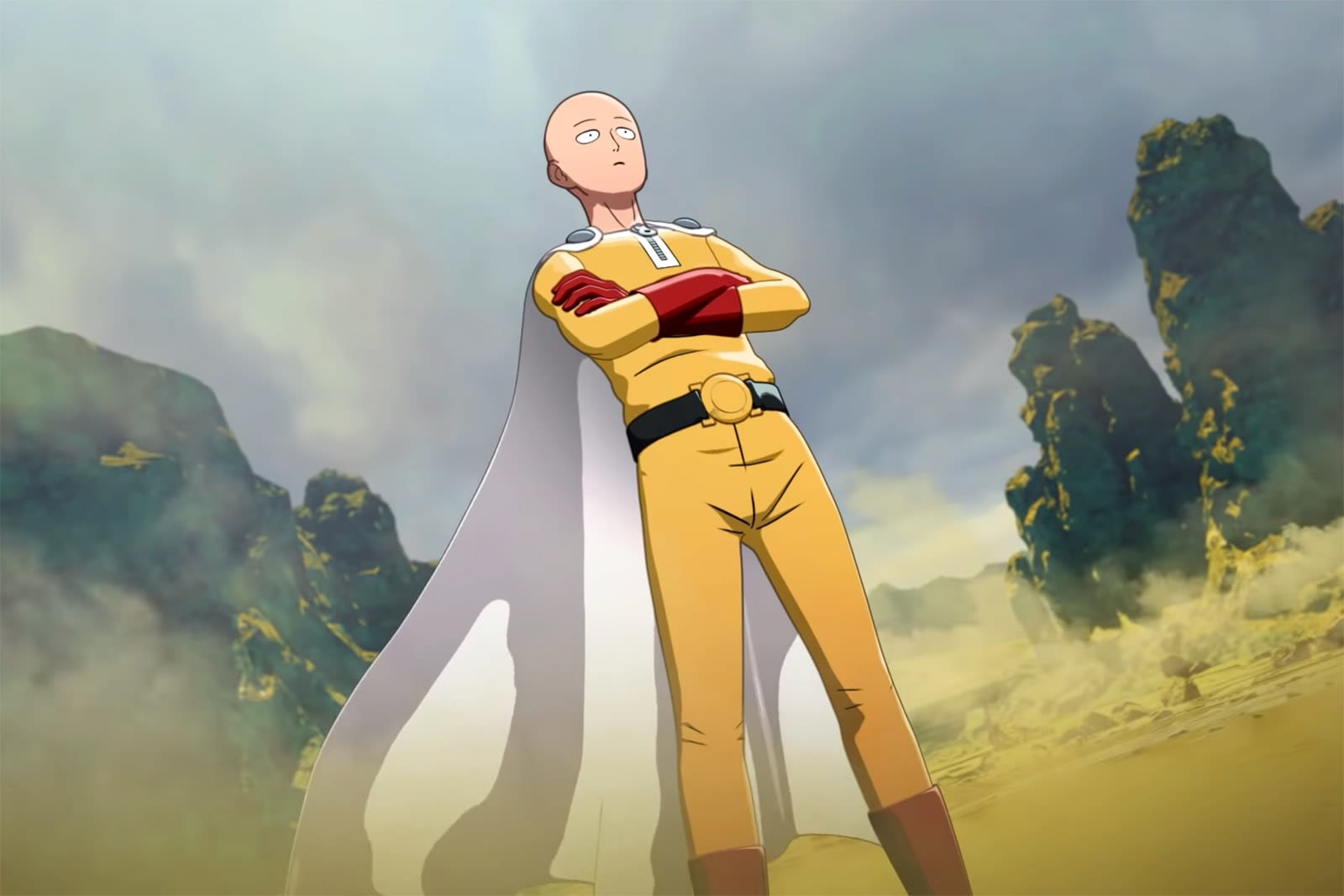 Image result for one punch man game